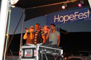 A Capella group Mo5aic performs at HopeFest 2012