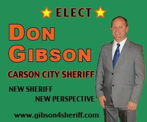 Don Gibson for Sheriff