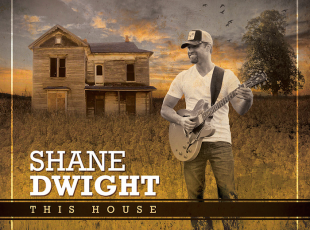 Shane Dwight's new album This House will be released this week.