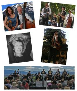 """Jazz & Beyond"" performers in Fuji Park on Aug. 2"