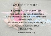 CASA Volunteer Info Hour
