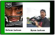 DeSean Jackson and Byron Jackson tell family tales of tragedy & triumphs