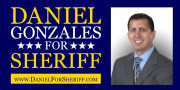 Daniel Gonzales For Sheriff