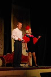 Vaudeville and Burlesque Comedy at Piper's Opera House