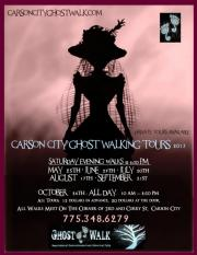 Carson City Ghost Walk 2013