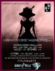 Carson City Ghost Walking Tours