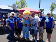Greater Nevada Volunteering at Habitat for Humanity