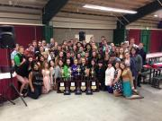 Carson High Band and Choir Took Many Awards at Heritage Competition