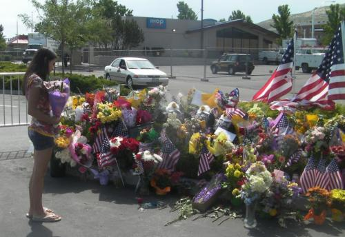 carson now: carson city IHOP shooting memorial