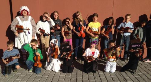 Youth ensemble presents Dec. 3 concert in Carson City.